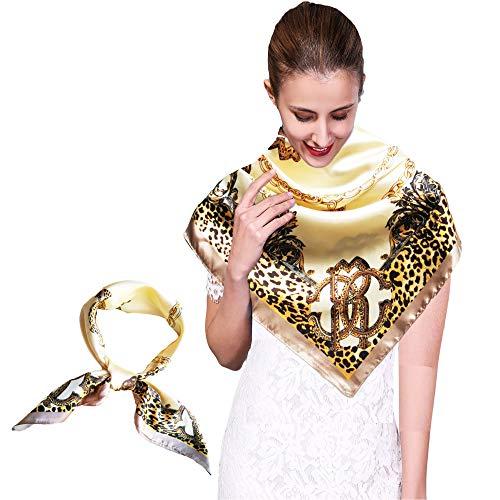 Pañuelos Seda Mujer Natural Pañuelos Protección
