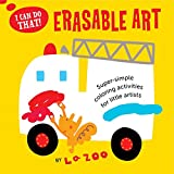 I Can Do That: Erasable Art: An At-home Super Simple Scribbles and Squiggles Workbook