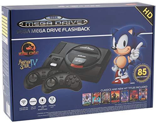 Console Retro Sega Megadrive + 85 jeux HD