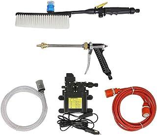 Double Pump Electric Car Washer Car Wash Machine Car Wash Pump Home Portable High Pressure Car Wash Water Gun Brush Car Pu...