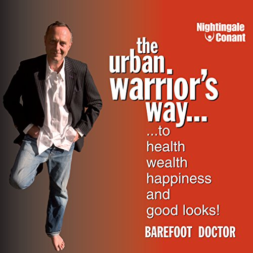 The Urban Warrior's Way audiobook cover art