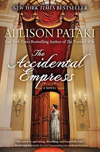 Ebook The Accidental Empress Sisi 1 By Allison Pataki