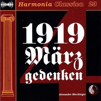1919 Märzgedenken - Die Sudetendeutschen - Ihr Leidensweg - wie es begann (Live)