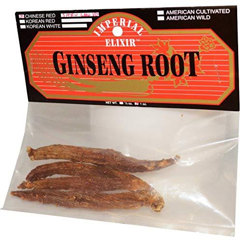 Imperial Elixir Ginseng Root, 1 Ounce