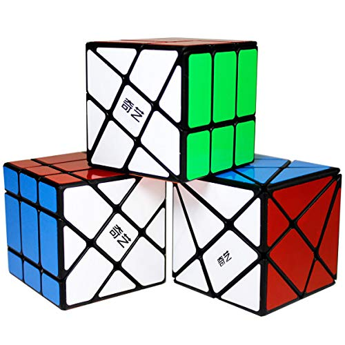 OJIN Specific Speed Cube Puzzle Sets-Pack 3 Incluye