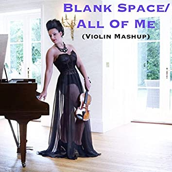 Blank Space/All Of Me (Violin Mashup)