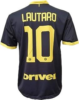 comprar comparacion L.C. Sport - Camiseta interior Lautaro Martinez 10 réplica autorizada para niño (tallas - Años 2, 4, 6, 8, 10, 12) Adulto ...