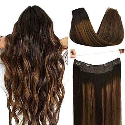 Doores Halo Hair Extensions