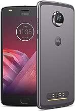 Motorola Moto Z2 Play XT1710 32GB GSM Unlocked Phone w/ 12MP Camera - Lunar Gray
