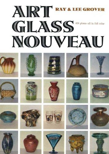 Art Glass Nouveau (English Edition)