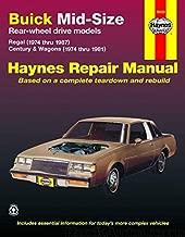 buick regal repair manual
