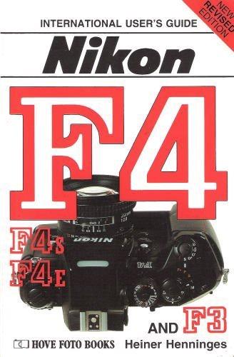 Nikon F4 and F3