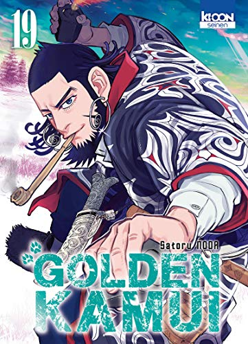 Golden Kamui Edition simple Tome 19