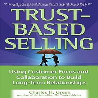 Trust-Based Selling cover art