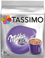 Tassimo Chocolat Dosettes - 40 boissons Milka (lot de 5 x 8 boissons)