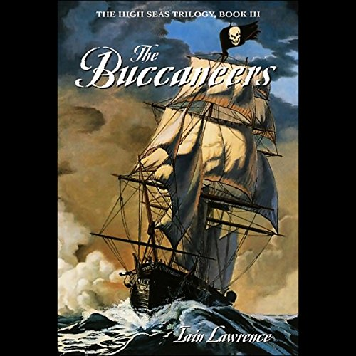 The Buccaneers audiobook cover art