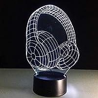 giyiohok 3Dナイトライトスターウォーズキッズベストギフトキッズベッドルームデコレーションアトモスフィアナイトライト-N34-N24
