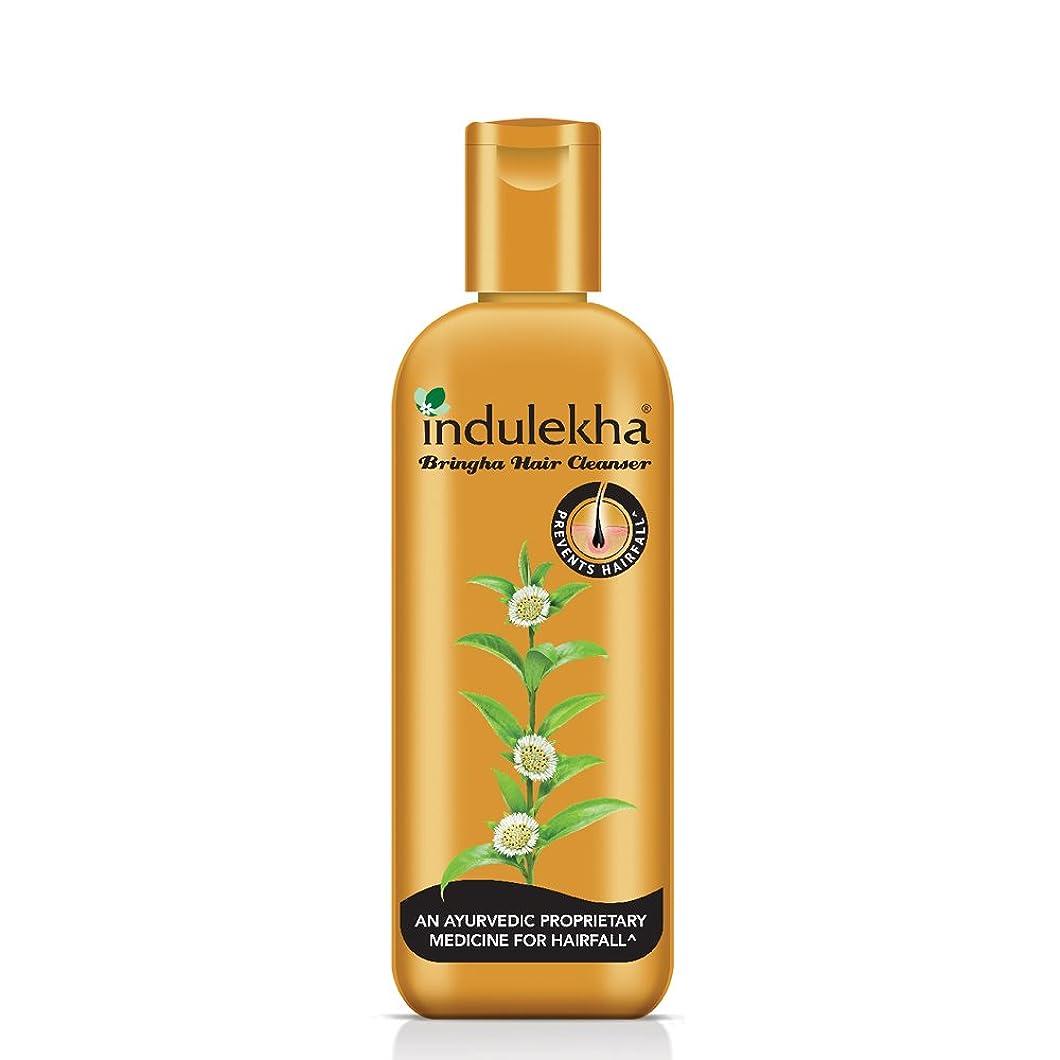 根拠ケープゆるいIndulekha Bringha Anti Hair Fall Shampoo (Hair Cleanser) 200ml, 6.76 oz - 並行輸入品 - イニディカ?ブリンガアンチヘアフォールシャンプー(ヘアクレンザー)200ml、6.76oz
