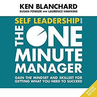 Self Leadership and the One Minute Manager cover art