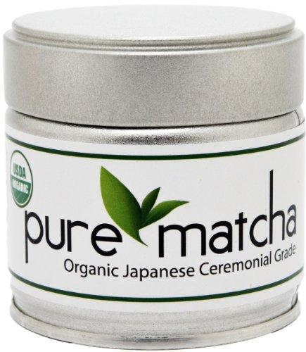 Pure Matcha, Organic Ceremonial Grade Matcha