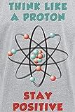 Zoom IMG-2 proton t shirt grigio sport