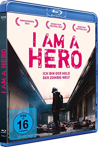 I am a Hero - [Blu-ray]