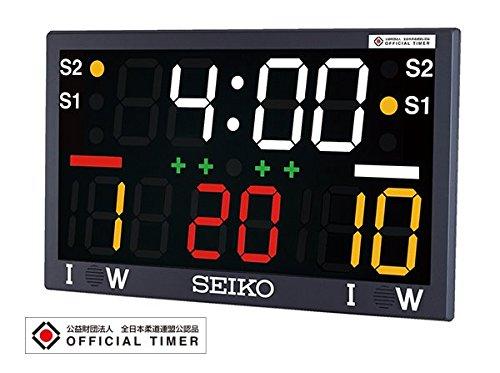 SEIKO (セイコー) セイコー 柔道タイマー JT-701