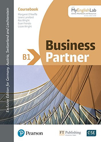 Business Partner B1 Coursebook with MyEnglishLab, Online Workbook and Resources (ELT Business & Vocational English)