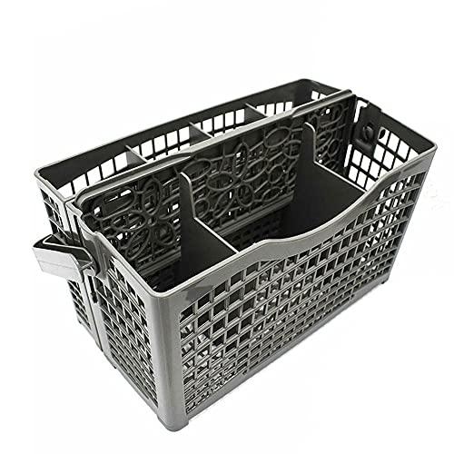 Delisouls Silverware - Cesta de repuesto universal para lavavajillas