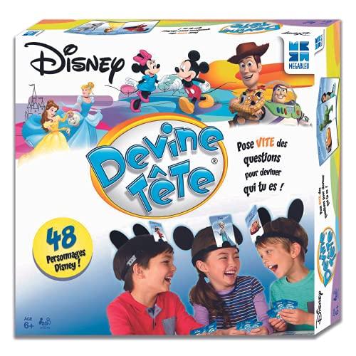Megableu editions- Devine - Cabeza Disney (6061613)