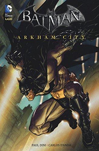 Arkham city. Batman
