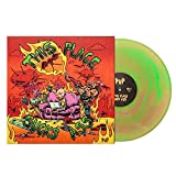 This Place Sucks Ass - Exclusive Limited Edition Neon Green Pink Swirl Colored Vinyl LP