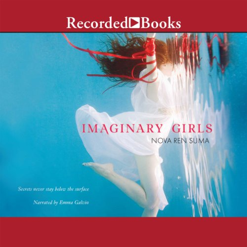 Imaginary Girls audiobook cover art
