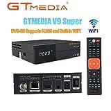 Best Fta Receivers - GTMEDIA V9 Super Satellite Receiver DVB-S2 Full HD Review