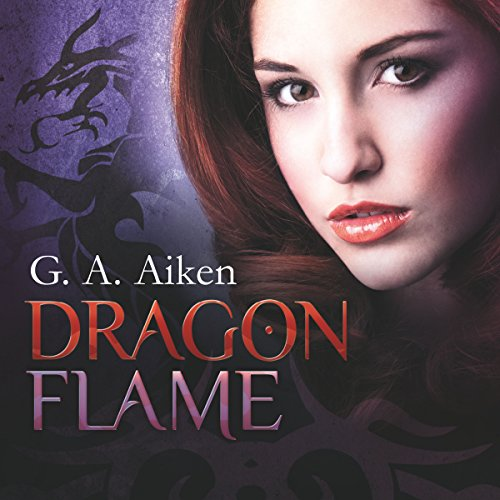 Dragon Flame audiobook cover art