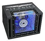 Hifonics TX8BPI - Sistema de subwoofers en cajones para vehculos, negro