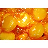 Bulk Wrapped Butterscotch Candy Buttons Creamy, Smooth Delicious, Flavored Butterscotch Buttons Approximately 90 Pieces Per Pound OU Kosher Certified, Gluten Free Made In: USA