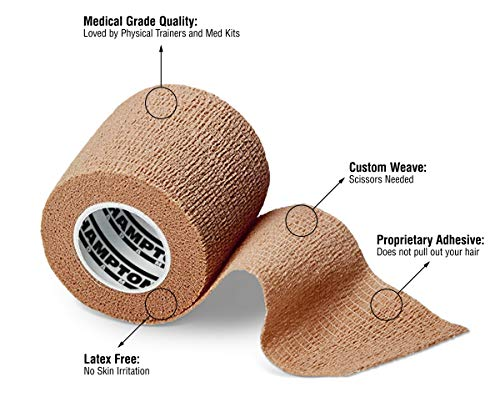 "(14-pack) 2"" x 5 yards 
