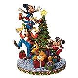 Enesco Disney Traditions Fab 5 - Figura Decorativa de árbol