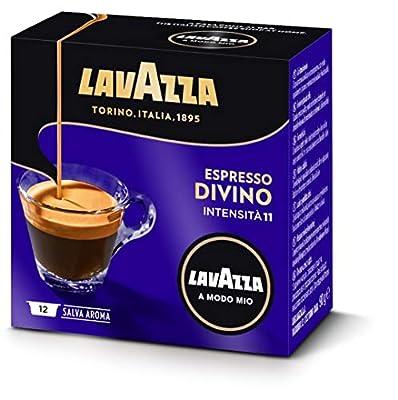 Lavazza A Modo Mio Divino Coffee Capsules (1 Pack of 12)