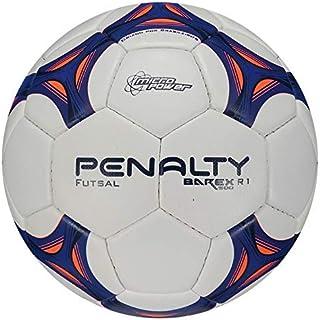 b64ce7a02f7ed Bola Futsal Barex 500 R1 VIII - Branco Azul