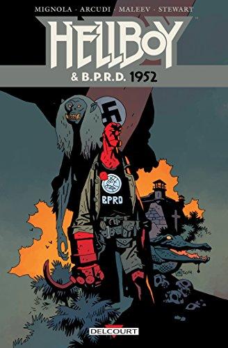 Hellboy & BPRD T01 : 1952 (Hellboy and BPRD t. 1)