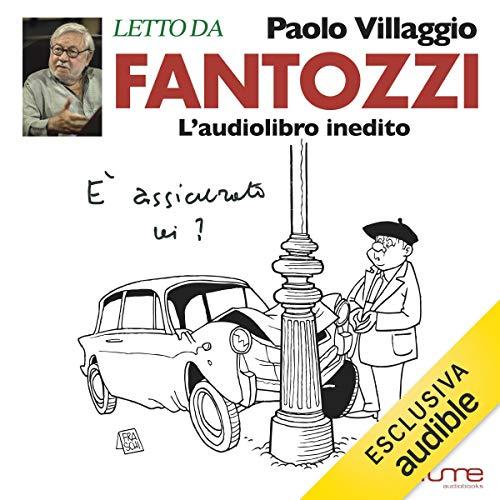 Fantozzi audiobook cover art