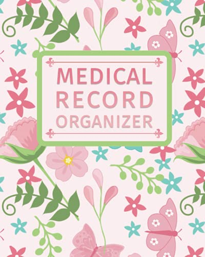 Compare Textbook Prices for Medical Record Organizer: Record Your Personal Medical History, Medical Contacts, Family Medical Overview, Family Doctors, Medical Checkups, Blood ... Tracker, Medications, Surgeries and More  ISBN 9781073514991 by Journals, American Medical