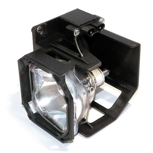 Mitsubishi wd-52528 Compatible Replacement Rptv Lamp Bulb with Housing