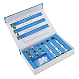 B Baosity Kit de Dermoabrasion con Punta de Diamante para Máquina de Microdermoabrasión