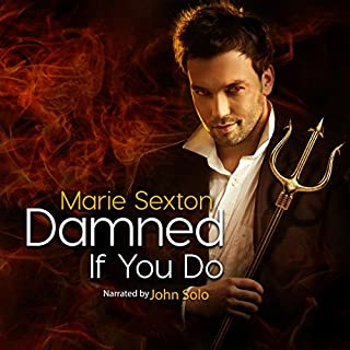 Damned If You Do audiobook cover art