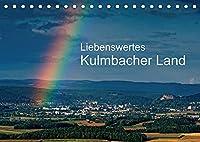 Liebenswertes Kulmbacher Land (Tischkalender 2022 DIN A5 quer): Dieser Kalender nimmt Sie mit auf eine Bilderreise durch fraenkische Doerfer und eine wunderschoene Natur (Monatskalender, 14 Seiten )