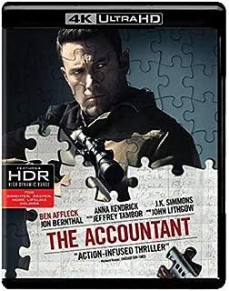 The Accountant (4K Ultra HD)