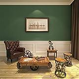 HANMERO Rollo de papel pintado para decoración del hogar, diseño vintage, color...